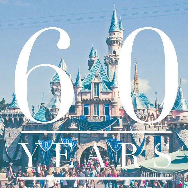 The #Disneyland60 anniversary kicks off with the 24 hour day…