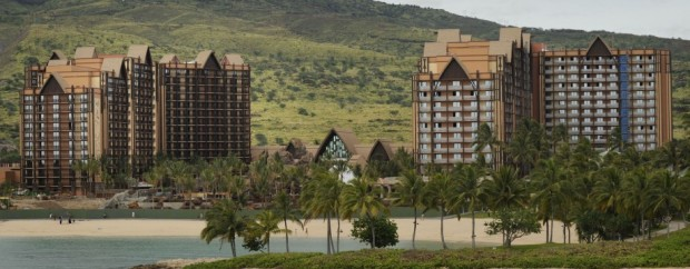 Full Details on the Aulani Resort. Click here>