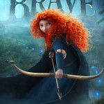 Rapunzel From Disney's Tangled gets Ousted by Merida Star of Disney Pixar's Brave
