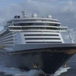 Disney Fantasy Christening in NYC