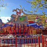 New Fantasyland Opens, Along With Fantasyland Circus