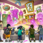 Goofy's Paint 'n' Play House Announced for Tokyo Disneyland