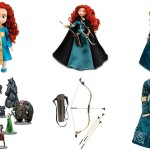 Disney Releases New Brave Footage, and a Collection of Brave Merchandise