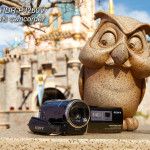 Win a Sony Camcorder Because of the Partnership Between Disney and Sony