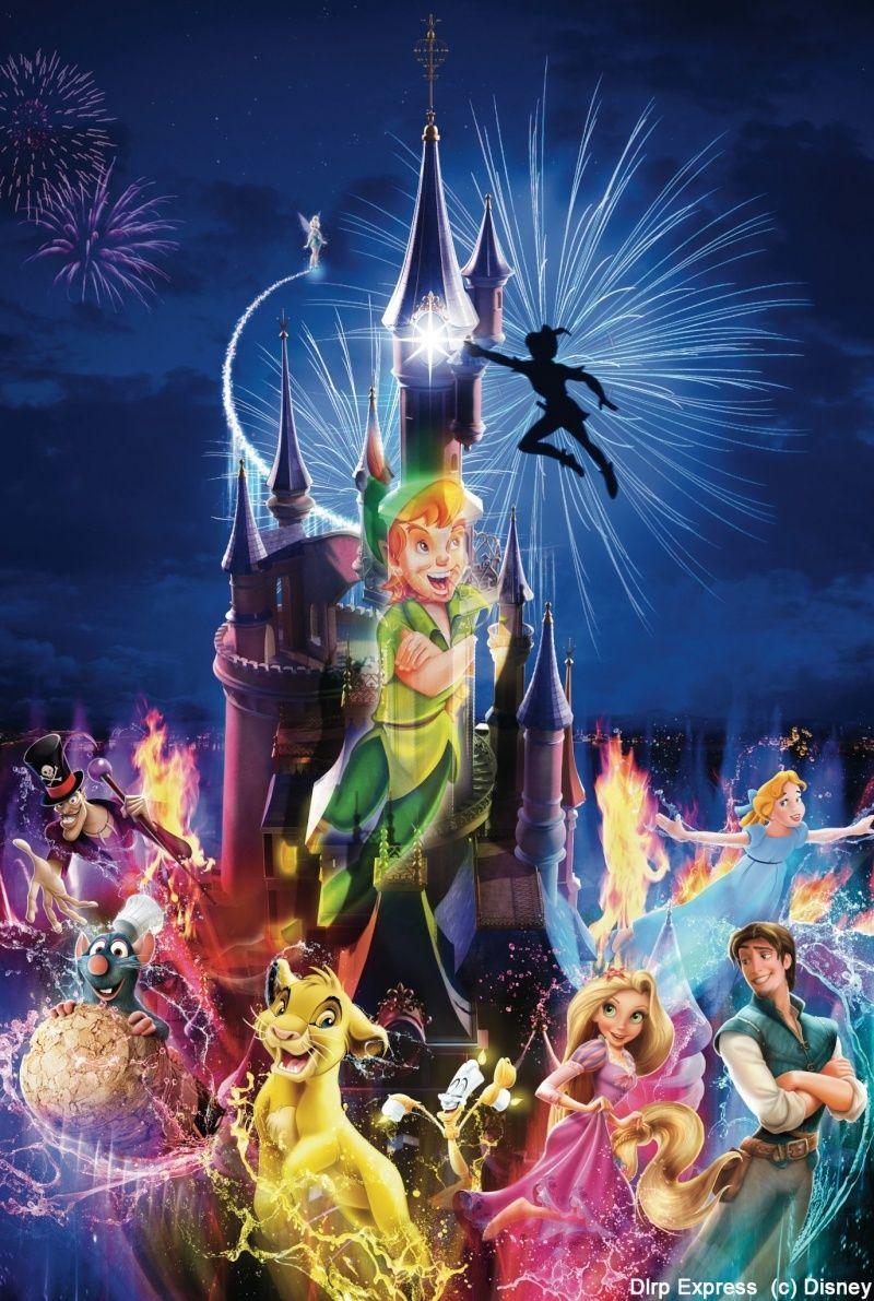 """Disney Dreams"" Debuts in Disneyland Paris to Celebrate 20th Anniversary"