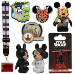 Star Wars Weekends Merchandise Released and Announces 'Darth's Mall'
