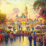 Artist Thomas Kinkade Dies at 54