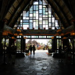 Disney's Aulani, Today We Highlight the Lobby. We look at This Resort in Full Detail.