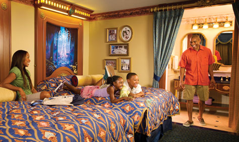 Themed Rooms At The Walt Disney World Resort