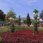 Phineas and Ferb Made Out of Plants? (Topiaries Added to Epcot)