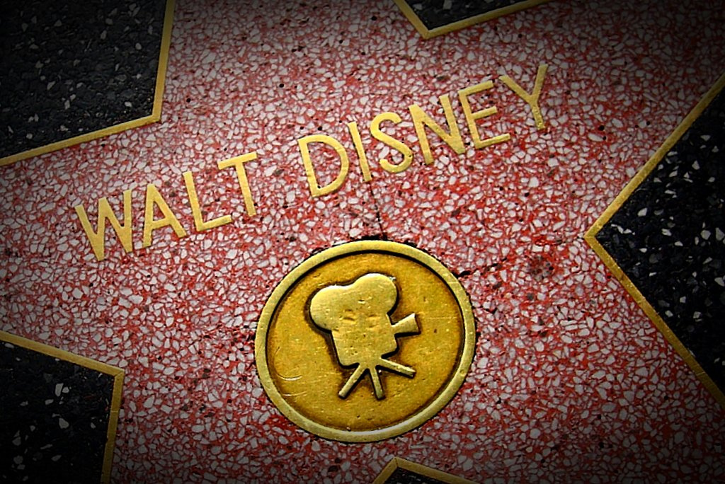 Walt Disney's Hollywood Star