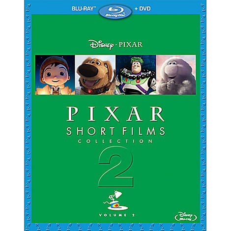 Pixar Short Films Collection Volume 1 & 2 has all of the short films made by Pixar which is perfect for the huge Disney/Pixar film fan & not likely to be ...