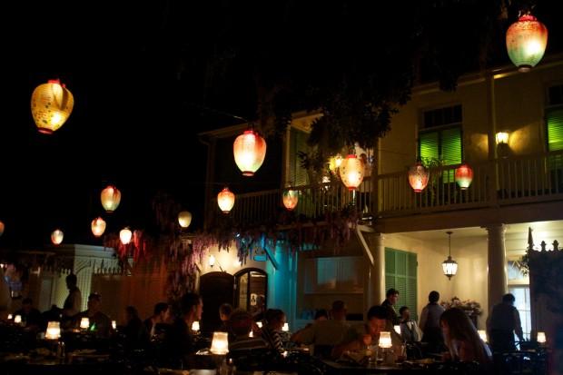 blue bayou restaurant review