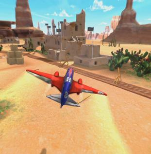 Bulldog- disney planes video game