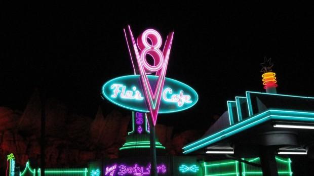Flo's V8 Cafe. Pretty good eats!