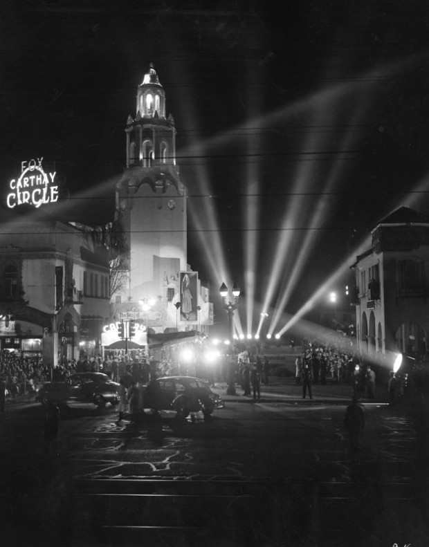 original carthay circle restaurant hollywood