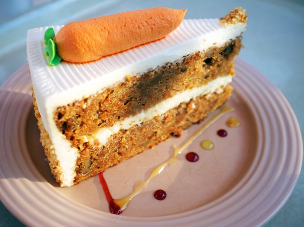 Plaza Inn Carrot Cake