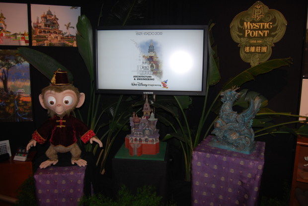 journey into imagineering mystic manor