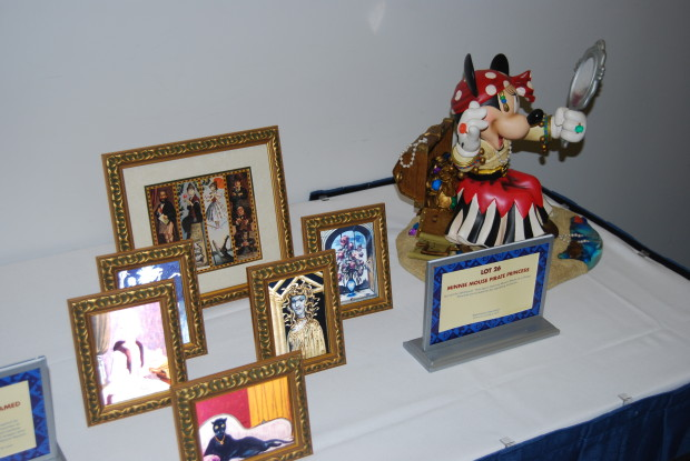 D23 Expo Silent Auction 2013