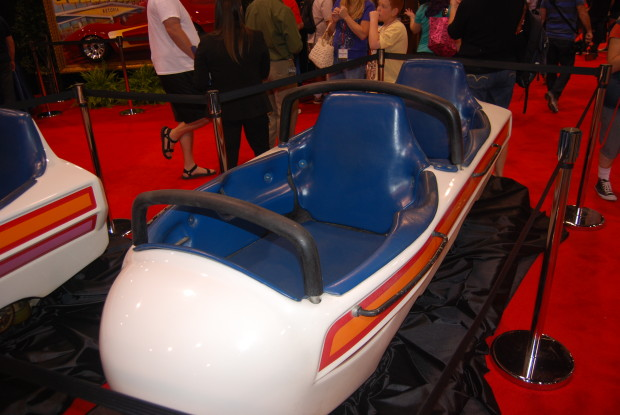 matterhorn bobsleds for sale at the d23 expo silent auction