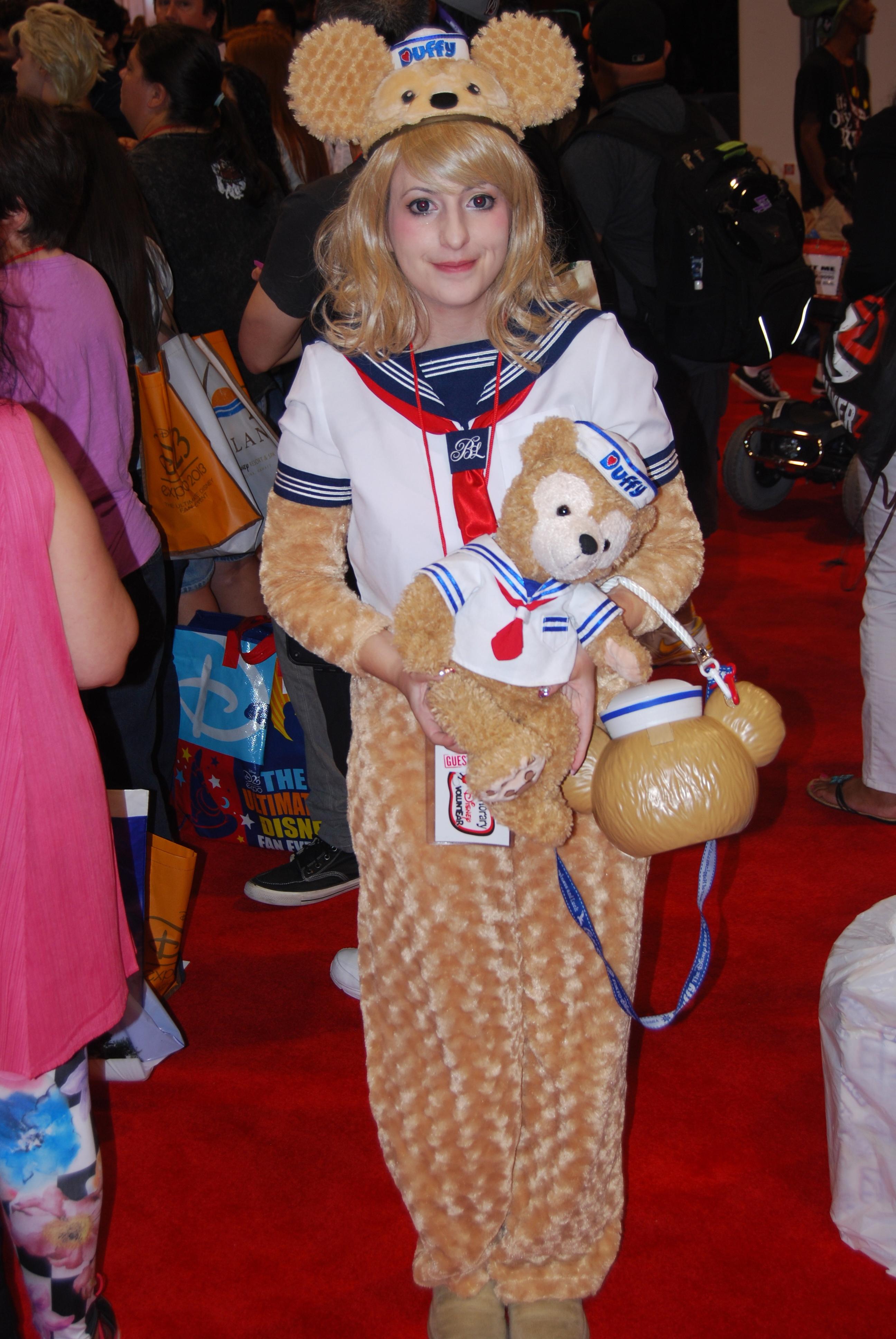 duffy the disney bear  sc 1 st  Disney Dose & Costumes Archives - Disney Dose