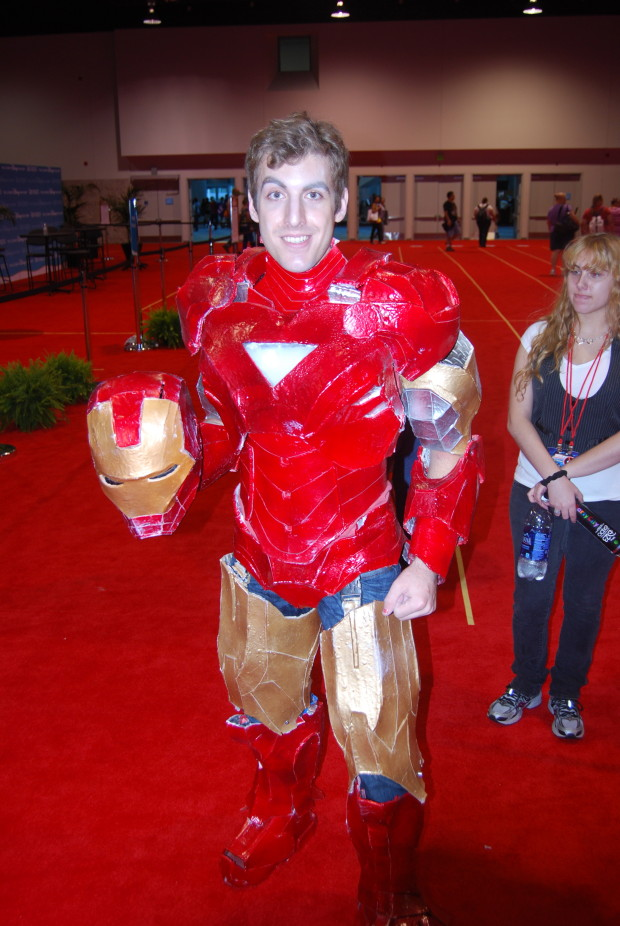 iron man d23 expo