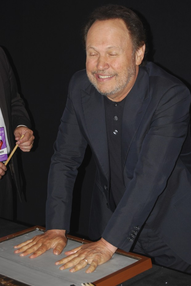 billy crystal signing