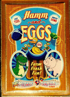 Ham and Eggs poster