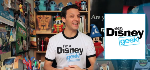 Disney Geek Jeffery Epstein