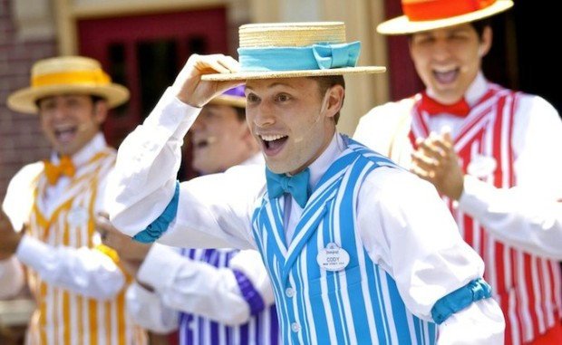 Disneyland_DapperDan