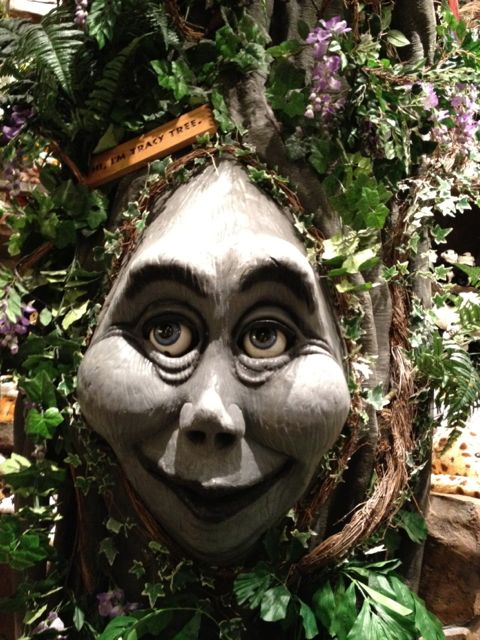 Tracy The Talking Tree Disney Dose