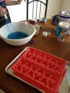 mickey mouse jello mold