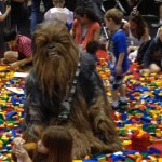 Legos and Star Wars Celebration