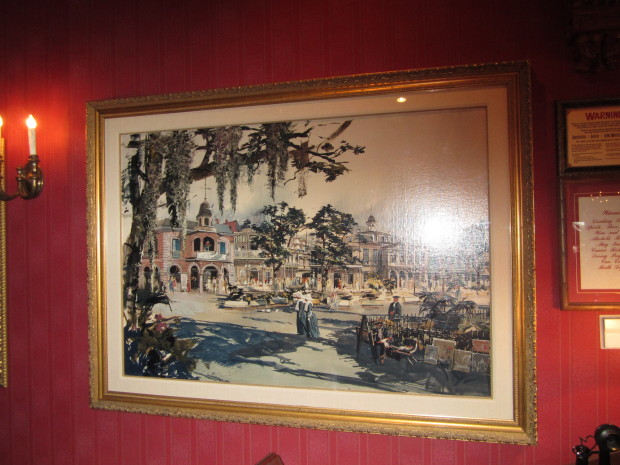 club 33 concept art new orleans square