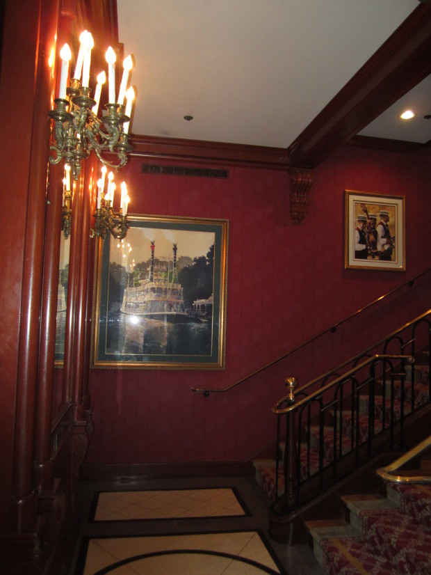 club 33 entryway