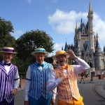 Dapper Dans: A Disney Tradition