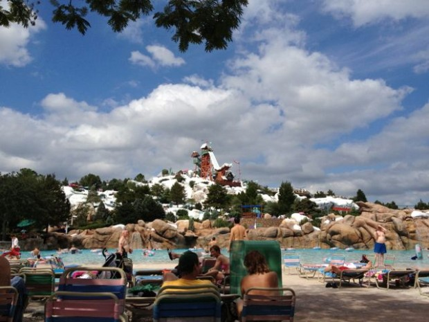 Winter A Great Time To Visit Blizzard Beach