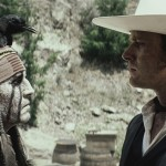 Lone Ranger Pushes Johnny Depp and Pulls Back Armie Hammer in this Trailer and Movie Posters