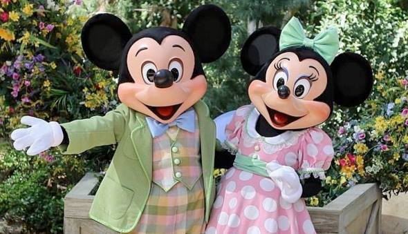 Disney Parks Easter Egg Eggstravaganza 2019 Mickey Mouse /& Minnie Mouse
