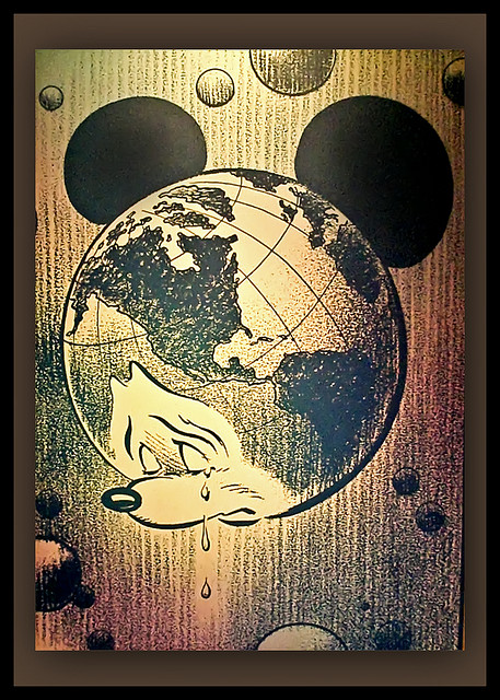 MickeyMournsWaltDisneyDeath