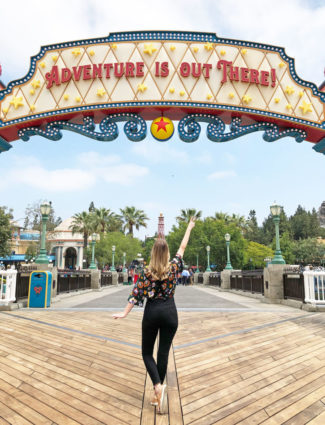 The Disneyland Instagram Walls The Most Instagrammable Place On Earth