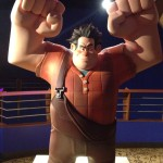Review of Wreck It Ralph and Fork and Screen at the AMC Theater, Both Great