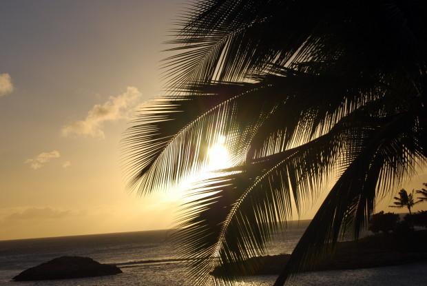 aulani-sunset