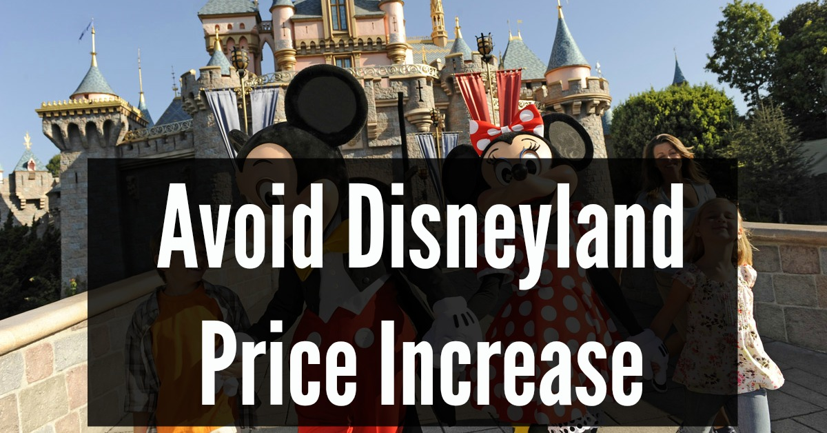 Disneyland deluxe blackout dates in Melbourne
