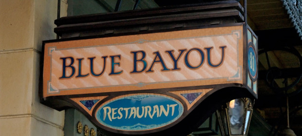 disneyland blue bayou new orleans square