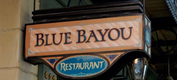 disneyland blue bayou new orleans square