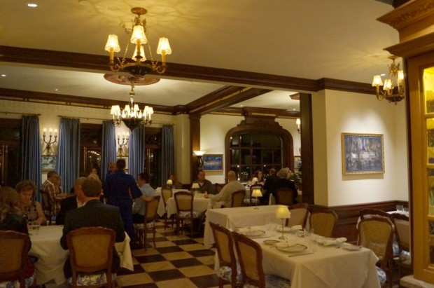 club 33 disneyland new dining room