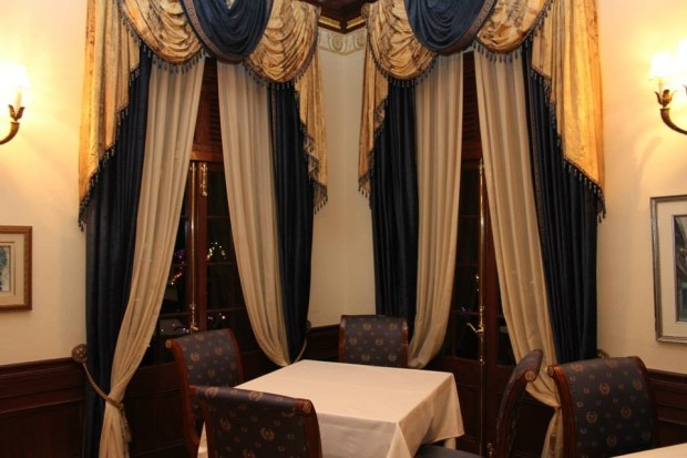 club 33 main dining room