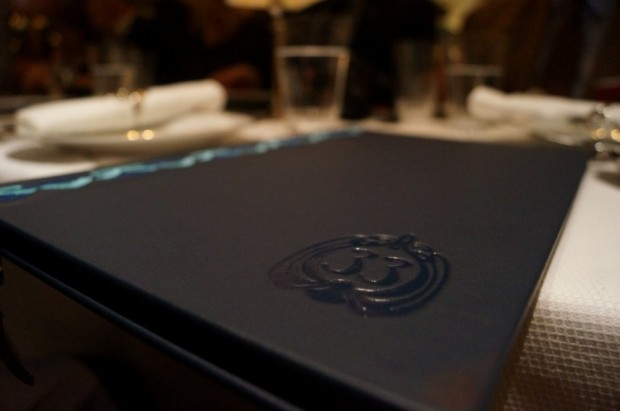 club 33 menu redesigned