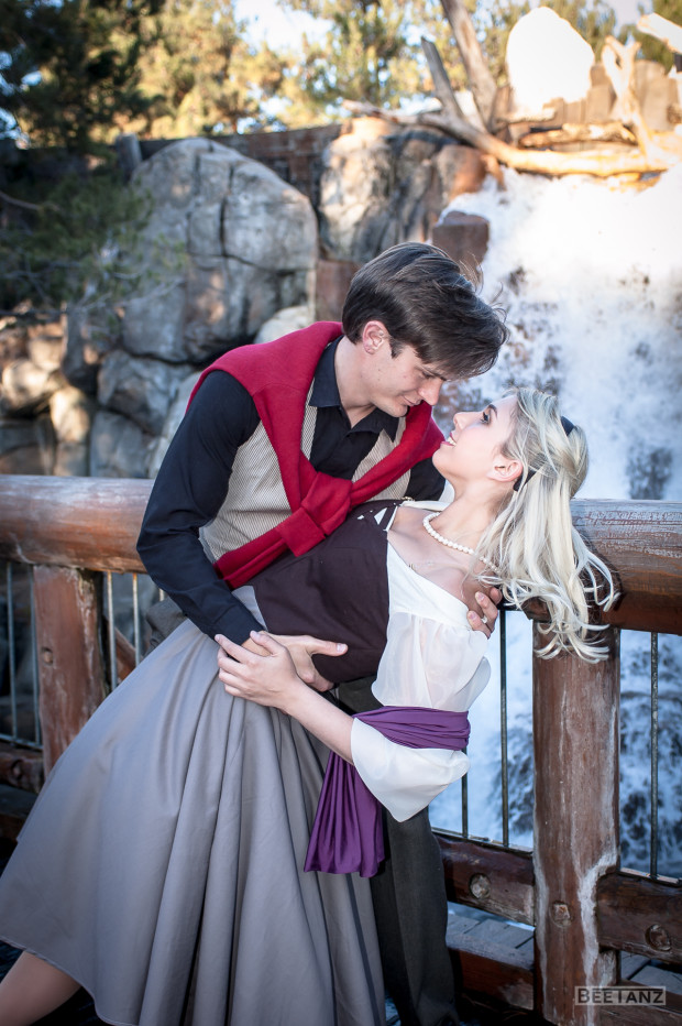 Aurora and Prince Phillip Disney Bound